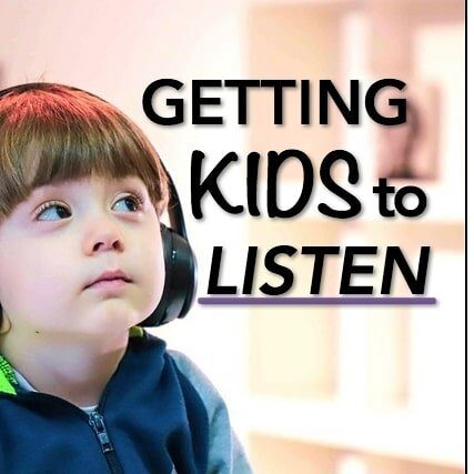 Getting Kids to Listen Podcast